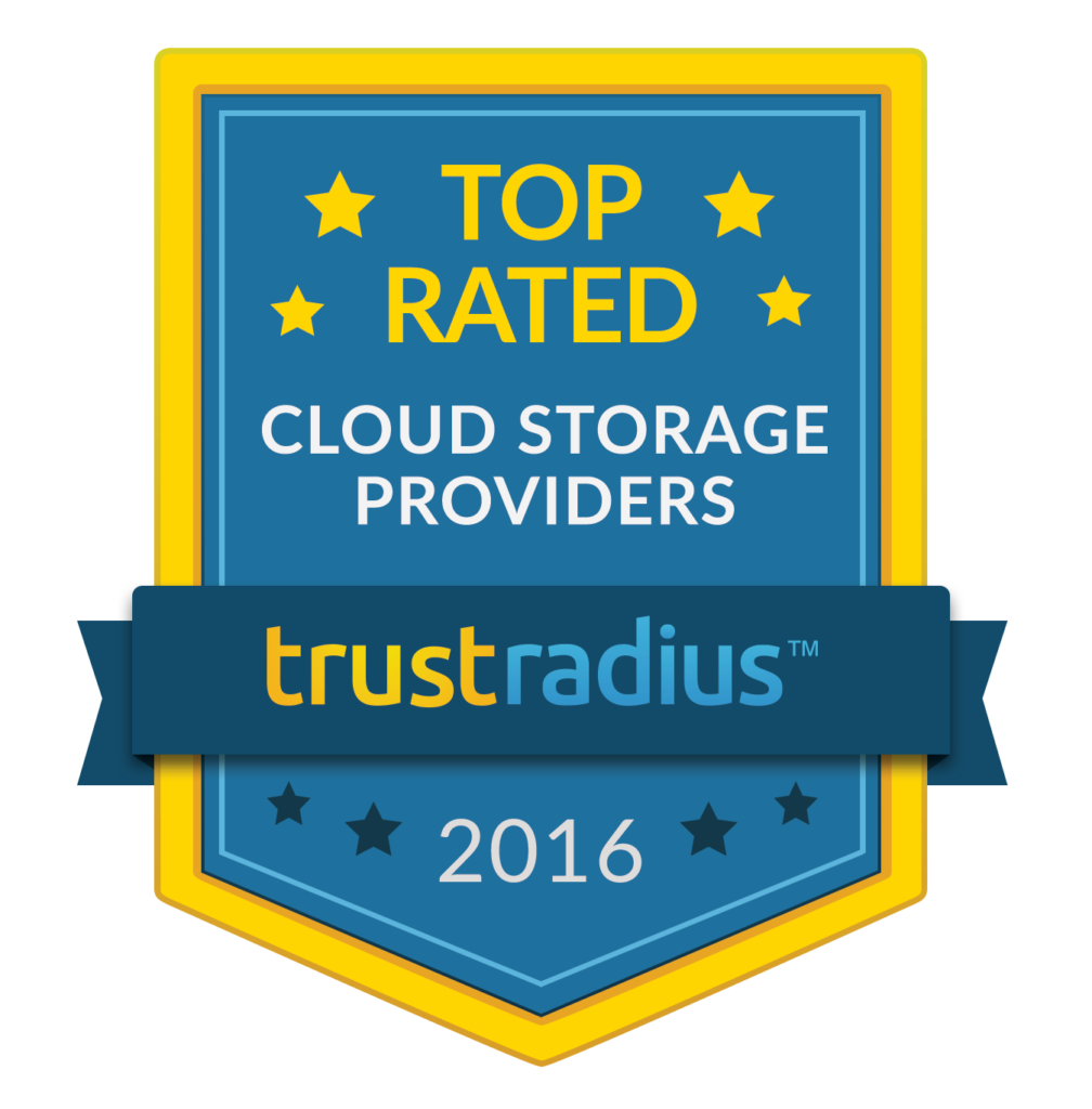 MediaFire named Top Rated 2016 Cloud Storage Provider